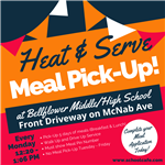 Heat & Serve Meal Pick-Up!