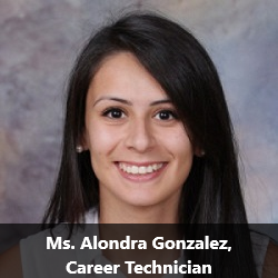 Career Technician Alondra Gonzalez